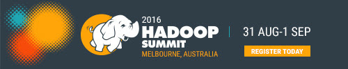 Episode 24 – Hadoop Summit Melbourne 2016 Preview