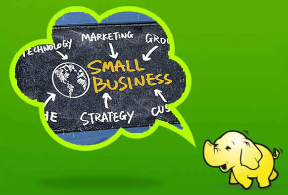 small business Hadoop
