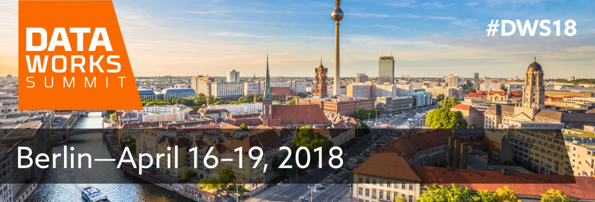 Episode 83 – DataWorks Summit Berlin – Day 1 Recap