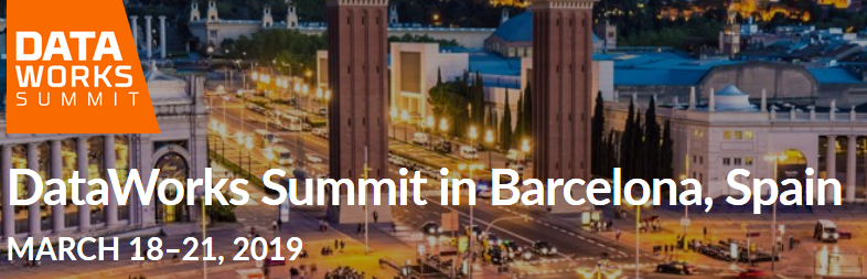 Episode 129 – DataWorks Summit Barcelona Track Chair Interviews