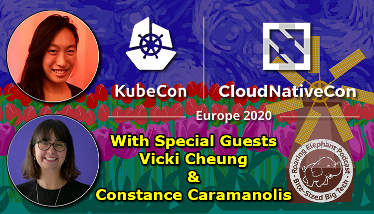 Episode 180 – KubeCon/CloudNativeCon Preview