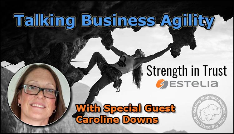 Episode 187 – Talking Business Agility with Caroline of Estelia (Part 2)
