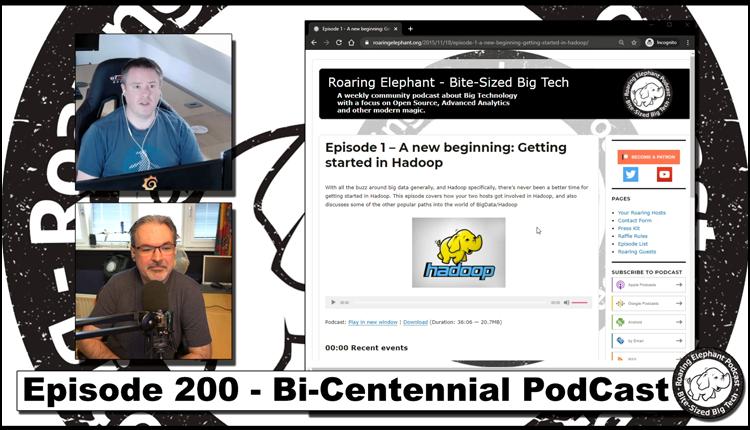 Episode 200 – Bi-Centennial Podcast