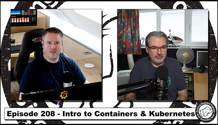 Episode 208 – Intro to Containers and Kubernetes (3/6)