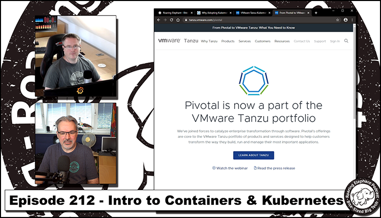 Episode 212 – Intro to Containers and Kubernetes (6/6)