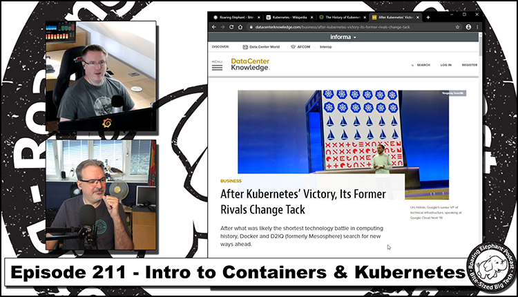 Episode 211 – Intro to Containers and Kubernetes (5/6)