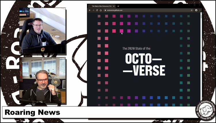 Episode 224 – GitHub's State of the Octoverse