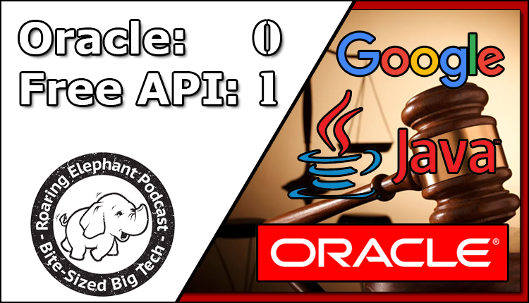 Episode 241 – Oracle: 0 – Free API: 1
