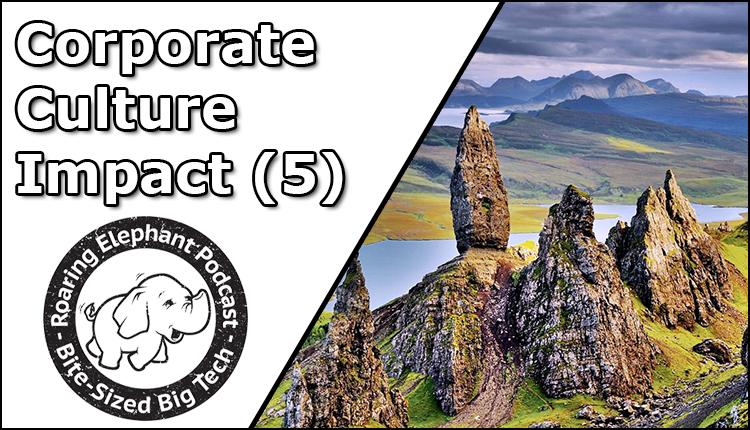 Episode 253 – Corporate Culture Impact (5)
