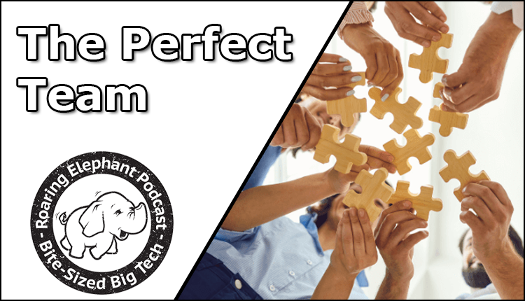 Episode 255 – The Perfect Team