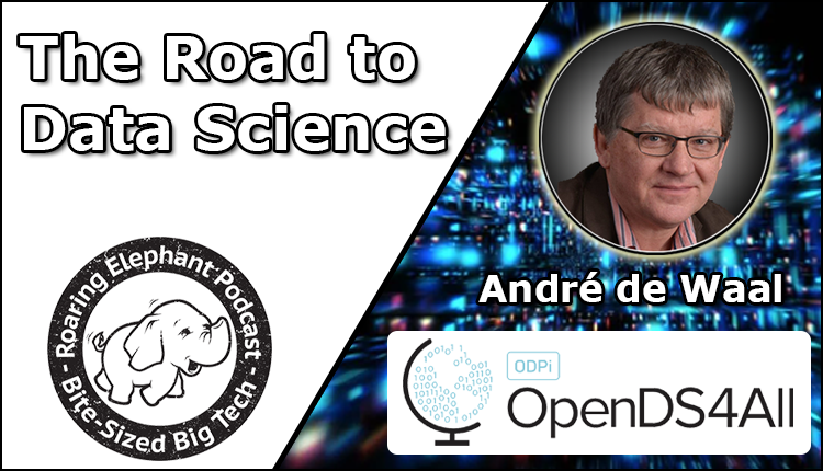 Episode 261 – OpenDS4All: The Road to Data Science